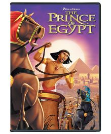 The Prince Of Egypt DVD - English