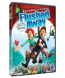 Flushed Away DVD - English