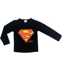 Black Superman Tee