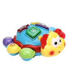 Mitashi SkyKidz Bubbly Beetle Muscial Toy - Multi Color