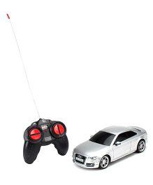 Mitashi Dash Audi S5  Remote Control Car - Silver