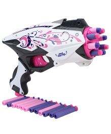 Mitashi Bang Electra Pelican Toy Gun - Multi Color
