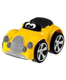 Chicco Toy Turbo Touch Stunt Car - Yellow