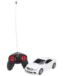 Mitashi Dash Mercedes Benz RC Car - White