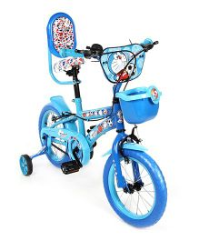 Doraemon 14 inches Bicycle - Blue