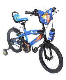 Doraemon 16 Inch Bicycle - Blue And Black