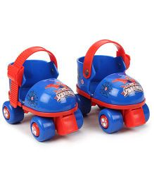 Spiderman Toddler Skates - Blue And Red