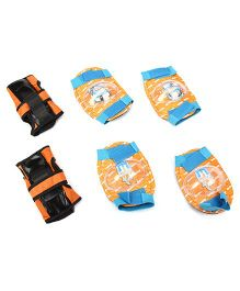 Hotwheels Protective Set - Blue And Orange