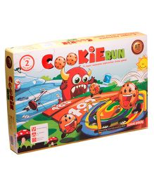Logic Roots Rakhi Gift Cookie Run Educational Maths Board Game