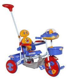 Mee Mee Easy to Roam Tricycle Blue - BT-860