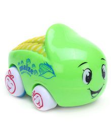 Smiles Creation Cartoon Truck Maze Shape - Green