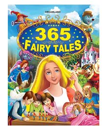 365 Fairy Tales - English