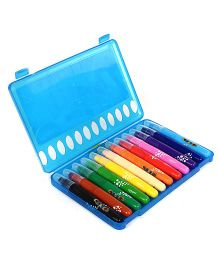 Maped Color Peps Smoothy Watercolor Crayons - 12 Crayons