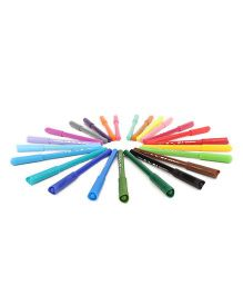 Maped Felt Tips Color Sketch Pen Pack of 24