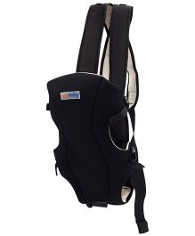 Sunbaby One In One Baby Carrier Black - SB-5008
