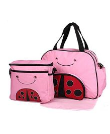 Sunbaby Mother Diaper Bag - Pink