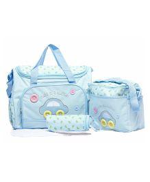 Sunbaby Mother Diaper Bag - Blue