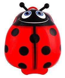 Sunbaby Ladybird Design Luggage Bags - Red