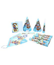 Themez Only Pirate Party Combo Set - Blue