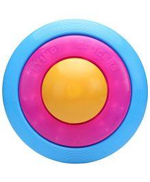 Speedage Flying Saucer - Multi Colour