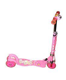 Adraxx Power Kids Scooter - Pink