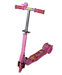 Adraxx Free Style Jumping Scooter - Pink