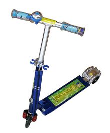 Adraxx Power Suspension Scooter - Blue
