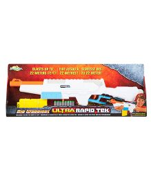 Buzz Bee Ultra Rapid Tek With Clip And 8 Ultra Tek Darts - Multicolor
