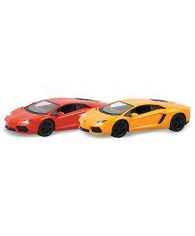 Welly Lamborghini Remote Control Car- Red