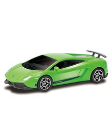 RMZ Die Cast Lamborghini Gallardo LP570-4 Car - Green