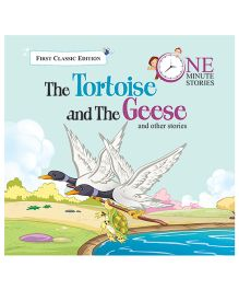 One Minute Story 4 The Tortoise And The Geese And Other Stories - English