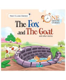 One Minute Story 5 The Fox and the Goat And Other Stories - English