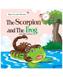 One Minute Story 9 The Scorpion And The Frog And Other Stories - English