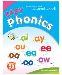 Easy Phonics Advanced Level - English