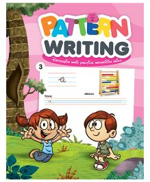 Pattern Writing 3 - English
