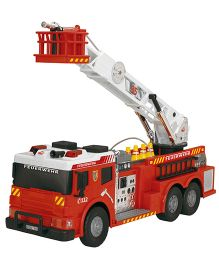 Dickie Fire Rescue - Red And White