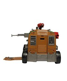 TMNT Shellraiser - Green And Brown