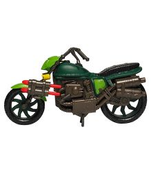 TMNT Rippin' Rider Motorcycle - Green