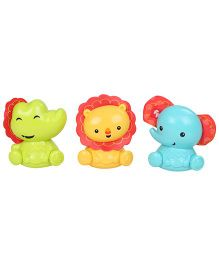 Fisher Price Roly Poly Pals - Multicolour