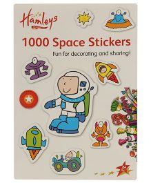 Hamleys Space Stickers - 1000 Stickers