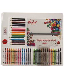 Hamleys Coloring And Activity Box