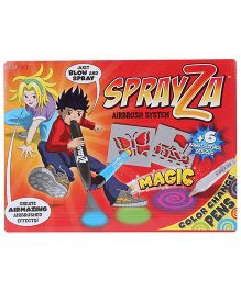 Hamleys Sprayza Set