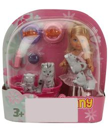 Hamleys Jenny With Animals - 11 cm