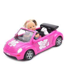 Jenny Laura Car - Pink