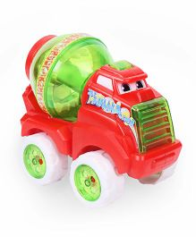Hamleys Bubble Truck - Red And Green