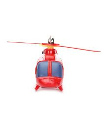 Hamleys Rota Search Light Helicopter - Red and Blue