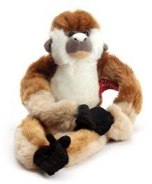 Hamleys Climbing Monkey - Brown