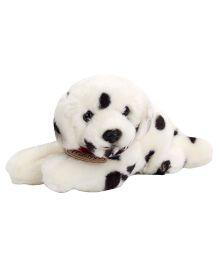 Hamleys Dalmatian Pup Soft Toy - White