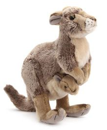 Hamleys Kangaroo Soft Toy - 30 cm