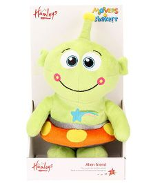 Hamleys Movers and Shakers Alien Friend Green - 26 cm